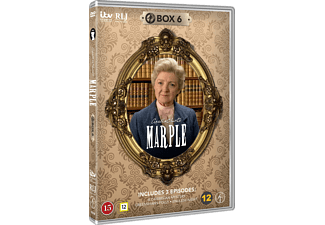 Miss Marple - Box 6 Thriller DVD