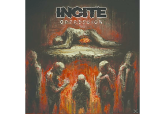 Incite - Oppression (Digipak) - (CD)