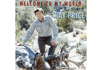 Ray Price - Welcome To My World - (CD)