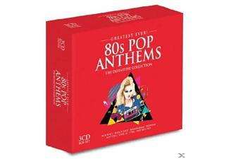 VARIOUS - Eighties Pop Anthems [CD]