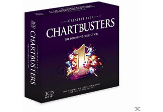 VARIOUS - Greatest Ever Chartbusters - (CD)