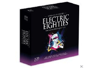 VARIOUS - Greatest Ever Electric - (CD)