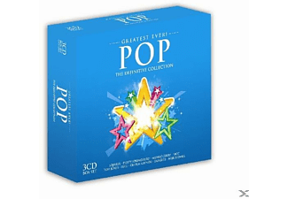 VARIOUS - Greatest Ever Pop [CD]