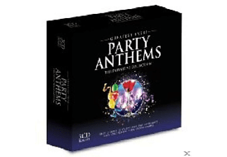 VARIOUS - Party Anthems - (CD)