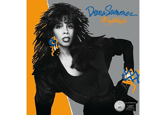 Donna Summer - All Systems Go - (LP + Download)