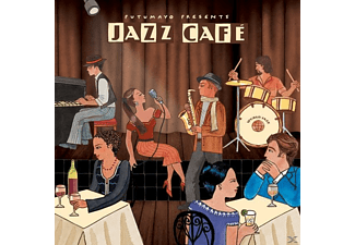Putumayo Presents - Jazz Cafe - (CD)