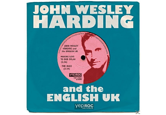 John Wesley Harding, The English Uk - Making Love To Bob Dylan [Vinyl]