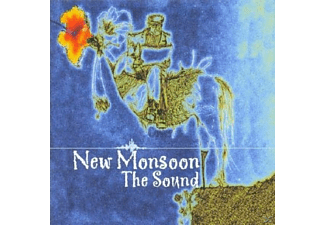New Monsoon - The Sound [CD]