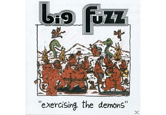 Big Fuzz - Exercising The Demons - (CD)