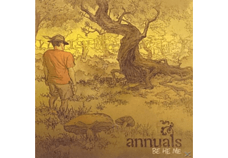 Annuals - Be He Me - (CD)