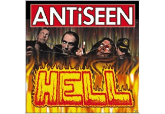 Antiseen - Hell - (CD)