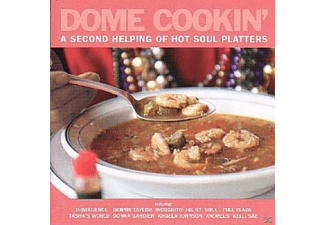 VARIOUS - Dome Cooking [CD]