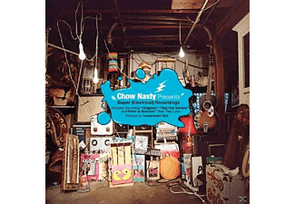 Chow Nasty - Super (Electrical) Recordings [CD]