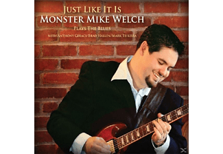 Mike Welch - Just Like It Is - (CD)