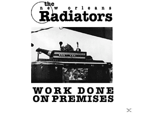 The Radiators - Work Done On Premises [CD]