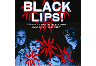 Black Lips - We Did Not Know The Forest - (CD)