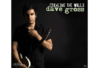 Dave Gross - Crawling The Walls - (CD)