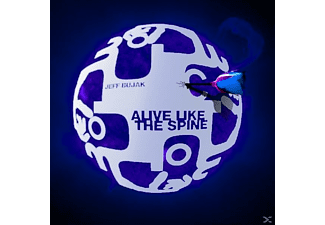 Jeff Bujak - Alive Like The Spine - (CD)