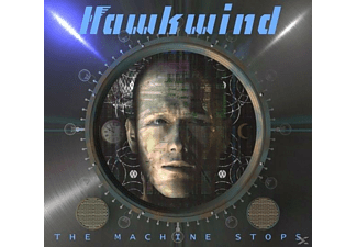 Hawkwind - The Machine Stops - (CD)