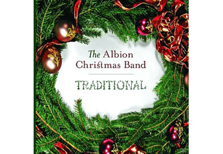 Albion Christmas Band - Traditional - (CD)