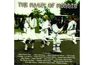 VARIOUS - Magic Of Morris [CD]