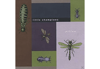 Little Champions - Pillow - (CD)