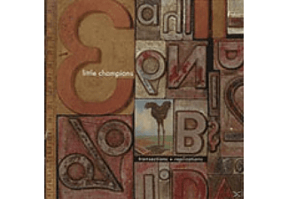 Little Champions - Transactions+Replications - (CD)