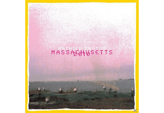 Mathieu Santos - Massachusetts 2010 - (Vinyl)