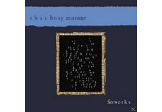 This Busy Monster - Fireworks [CD]