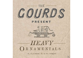 The Gourds - Heavy Ornaments - (CD)