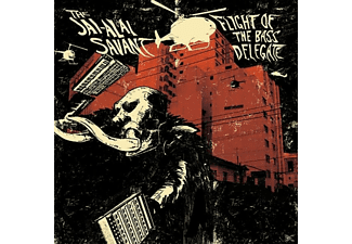 The Jai-alai Savant - Flight Of The Bass Delegate [CD]