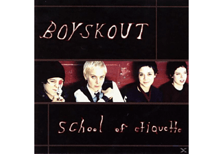 Boyskout - School Of Etiquette - (CD)