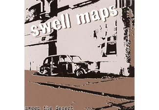 Swell Maps - Sweep The Desert - (CD)