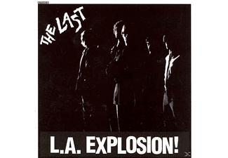 The Last - L.A.Explosion - (CD)