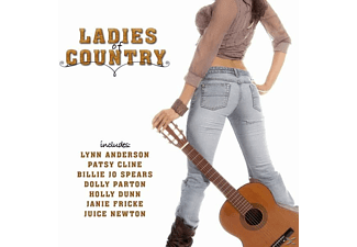 VARIOUS - Ladies Of Country [CD]