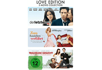 Love Edition - (DVD)