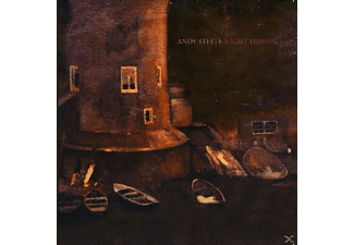 Andy Steele - Night Fishing [CD]