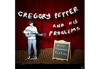 Gregory -and His Problems- Pepper - With Trumpets Flaring - (CD)