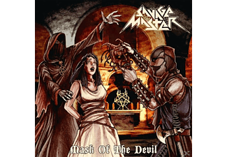 Savage Master - Mask Of The Devil (Re-Release) [CD]
