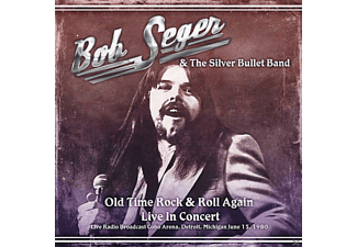 Bob Seger, The Silver Bullet Band - Old Time Rock & Roll Again Live In Concert - (CD)