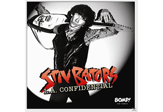 Stiv Bators - L.A.Confidential - (CD)