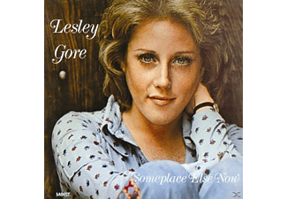 Lesley Gore - Someplace Else Now - (CD)