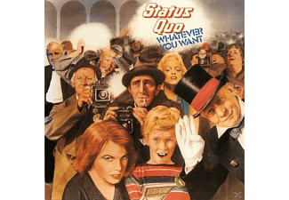 Status Quo - Whatever You Want (Deluxe Edition) [CD]