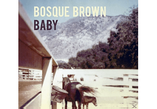 Bosque Brown - Baby - (CD)