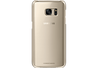 SAMSUNG Clear Cover Galaxy S7 Goud