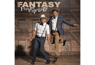 Fantasy - Freudensprünge (Standard Edition/Jewelcase) - (CD)