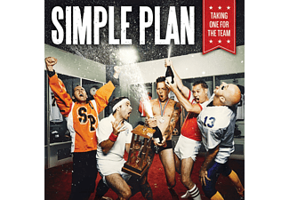 Simple Plan - Taking One For The Team [CD]