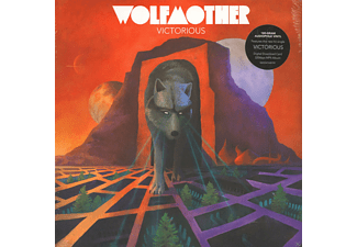 Wolfmother - Victorious - (LP + Download)
