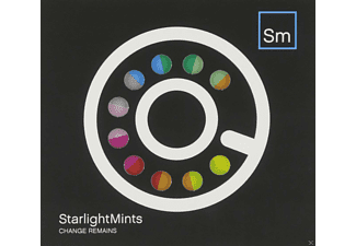 Starlight Mints - Change Remains [CD]