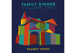 Snarky Puppy - Family Dinner Volume Two - (CD + DVD Video)
